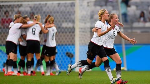 Germany vs. Canada