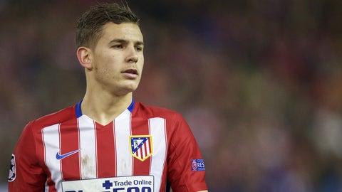 Lucas Hernandez - Atletico Madrid