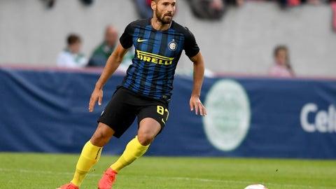 Antonio Candreva - Inter Milan