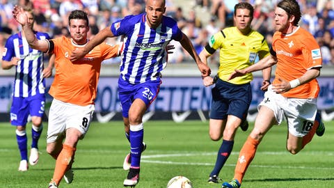 John Anthony Brooks, Hertha Berlin