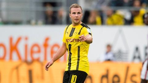 Mario Götze, Borussia Dortmund