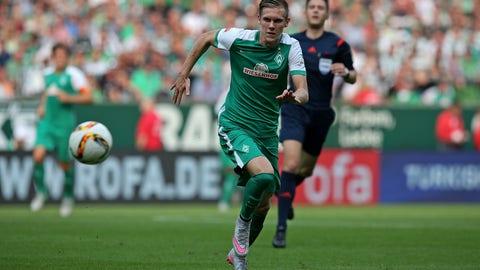 Aron Johannsson, Werder Bremen