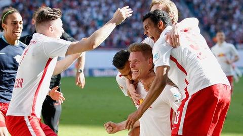 Hamburg vs. RB Leipzig - September 17