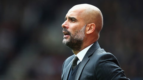 Pep Guardiola is going back to Barcelona