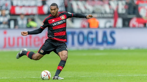 Jonathan Tah - Bayer Leverkusen