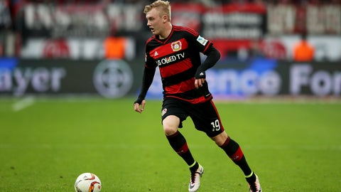 Julian Brandt - Bayer Leverkusen