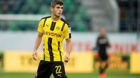 Christian Pulisic - Borussia Dortmund