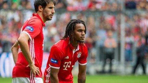 Renato Sanches - Bayern Munich