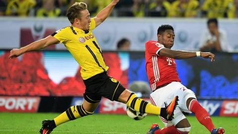 Felix Passlack - Borussia Dortmund