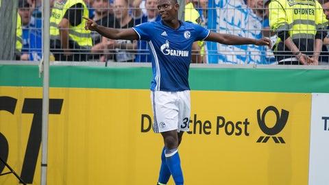 Breel Embolo - Schalke 04