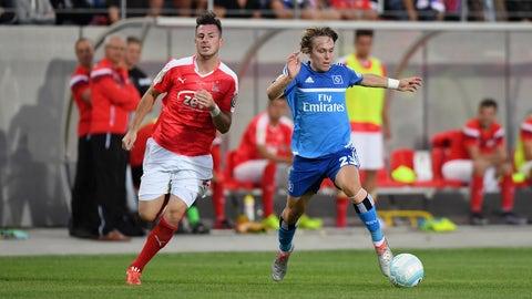 Alen Halilovic - Hamburg SV