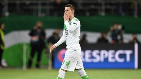 Julian Draxler, Wolfsburg