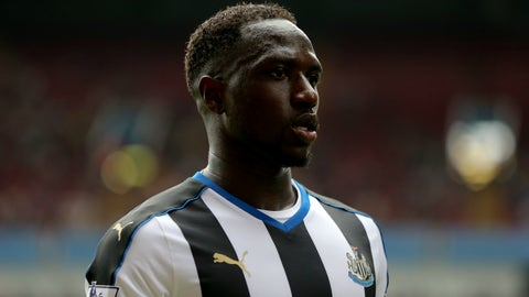 Moussa Sissoko, Newcastle United