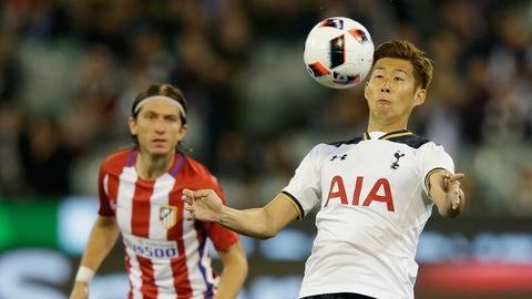Heung-Min Son, Tottenham