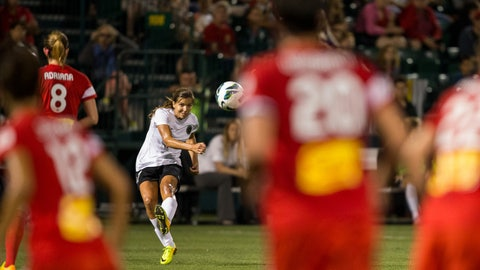 The Portland Thorns could clinch first-ever home playoff game