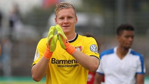 Bernd Leno, Bayer Leverkusen