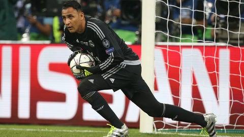 Keylor Navas, Real Madrid