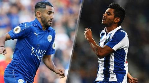 Group G: Leicester City, FC Porto (FC Copenhagen, Club Brugge)