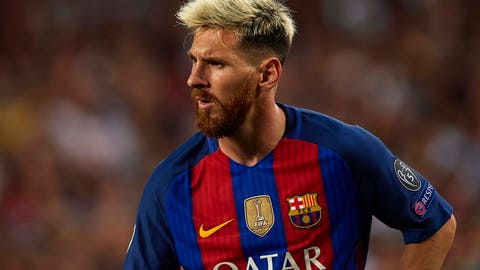 "Lionel Messi: The ""witness protection"""