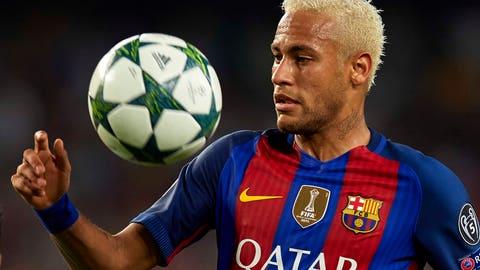 "Neymar: The ""morning ritual"""