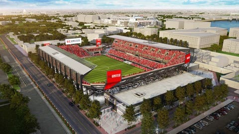 January's stadium view