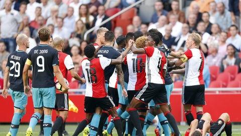 PSV Eindhoven vs. Feyenoord - Sunday, 8:30 a.m.