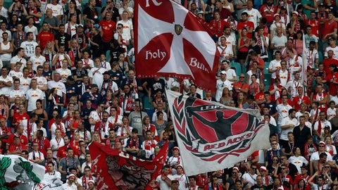 Hamburg vs. RB Leipzig - Saturday, 9:30 a.m.