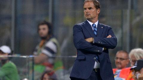 Inter Milan vs. Juventus - Sunday, 12 p.m.