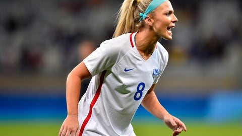 Julie Johnston - USA - 86