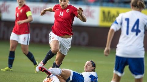 Ada Stolsmo Hegerberg - Norway - 88