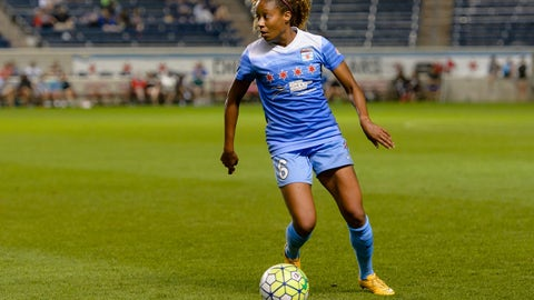 Casey Short, defender (Chicago Red Stars)