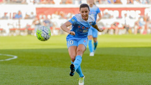 Vanessa DiBernardo, Chicago Red Stars