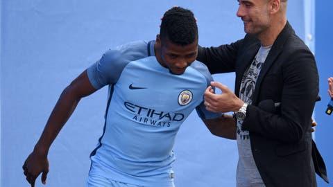 Kelechi Iheanacho - Manchester City