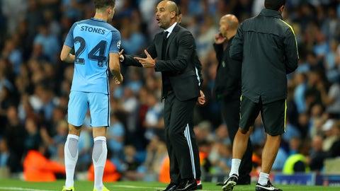 John Stones - Manchester City