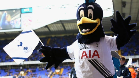 Chirpy -- Tottenham Hotspur