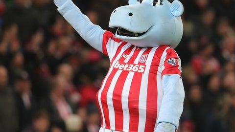 Pottermus the Hippopotamus -- Stoke City