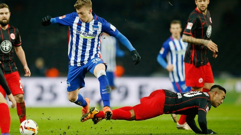 Eintracht Frankfurt vs. Hertha Berlin - Saturday, 9:30 am