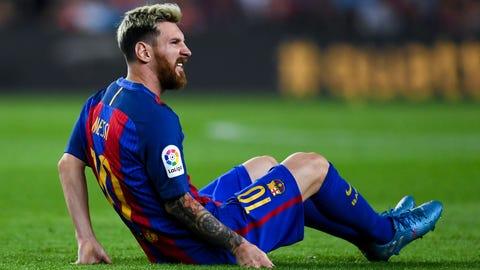 Sporting Gijon vs. Barcelona - Saturday, 10:15 am