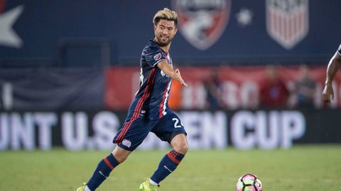New England Revolution: Lee Nguyen