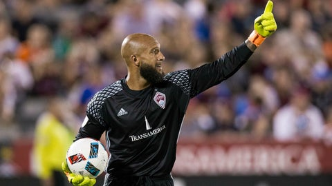 Tim Howard - 81