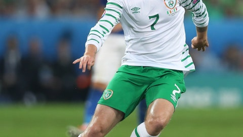 Aiden McGeady - Everton
