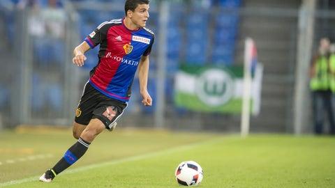 Mohamed Elyounoussi - FC Basel