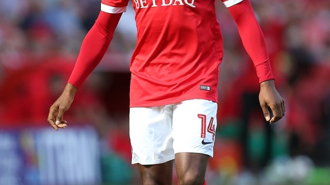 Jordan Botaka - Charlton Athletic