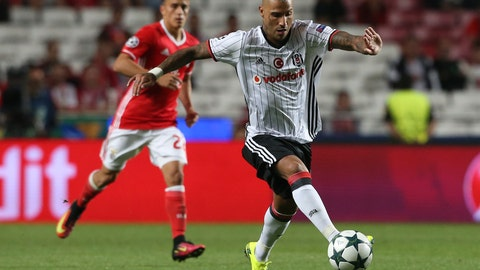 Ricardo Quaresma - Besiktas