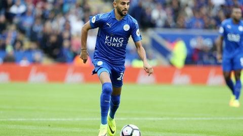 Riyad Mahrez - Leicester City