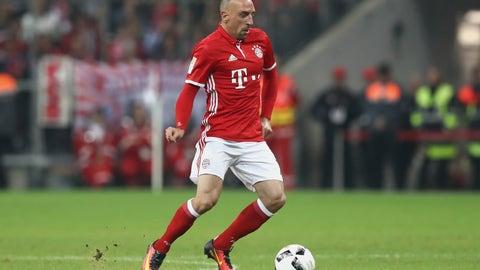 Franck Ribery - Bayern Munich