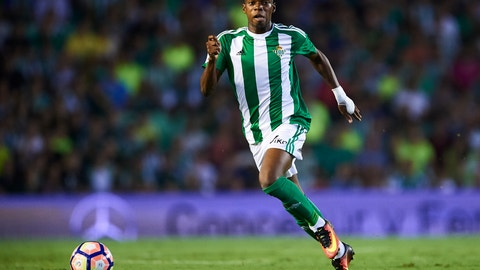Charly Musonda - Real Betis