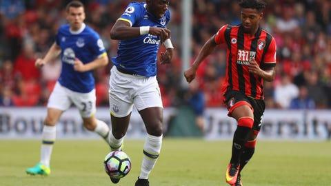 Yannick Bolasie - Everton