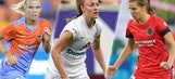 NWSL finalists for MVP, Rookie of the Year and other awards