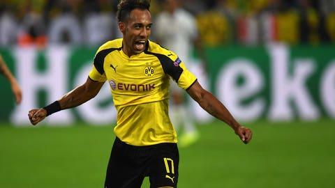 Borussia Dortmund (Previously: 7)